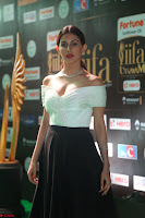 Amyra Dastur in White Deep neck Top and Black Skirt ~  Exclusive 003.JPG