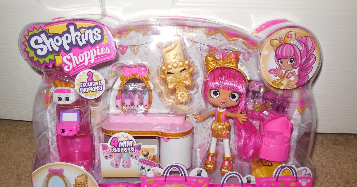 Veni Vidi Dolli Review Shoppies Lippy Lulu