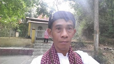 Ziarah ke Makam Pangeran Muhammad di Kampung Cicurug jalan Marga Tapa Desa Majalengka Wetan
