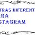 Letras diferentes online