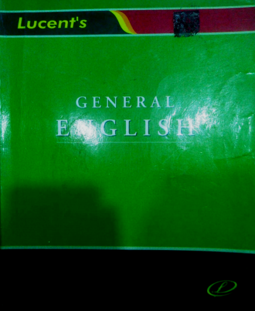 Lucent's General English Book in Hindi PDF Download