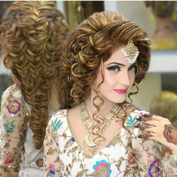 Best Braided Hairstyles And Makeup By Kashees