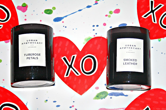 His and Hers Candles with Urban Apothecary