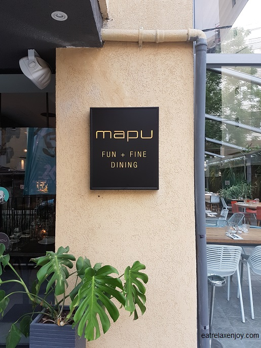 Mapu Restaurant by Chef Nir Zook  - Creative Kosher