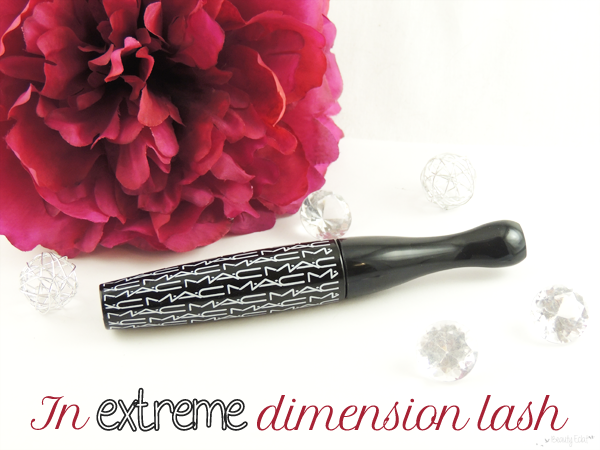 revue avis test mascara in extreme dimension lash