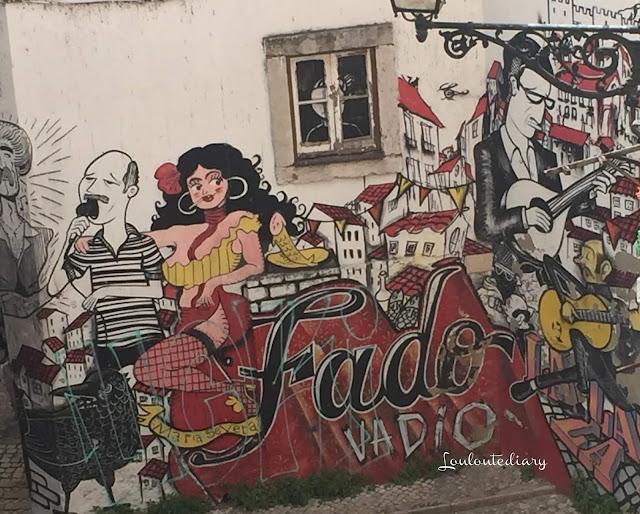 street-art à lisbonne