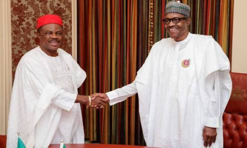 Obiano Betrayed His Party For Endorsing Buhari, APGA Asked Him To Resign.