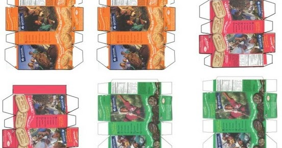 Nayaly S Crafts American Girl Doll Cookie Boxes