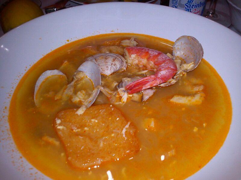 El blog de marian sopa de pescado y marisco - Sopa de marisco y pescado ...