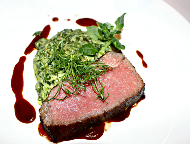 Aged New York Strip Steak
