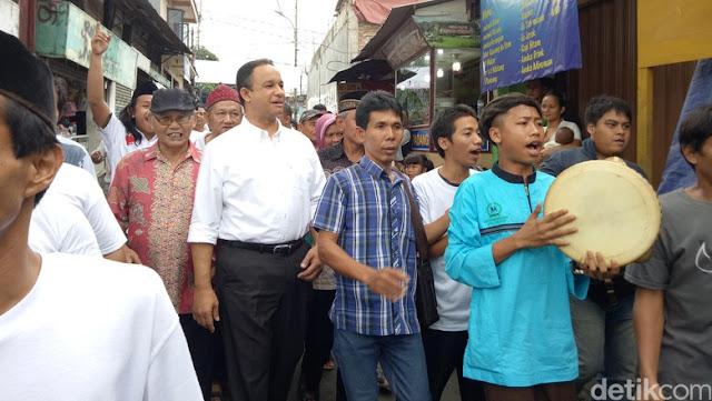 Setahun Anies, Jakarta Lebih Nyaman Bagi Rakyat Kecil