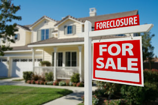 Save money to get rid of foreclosure