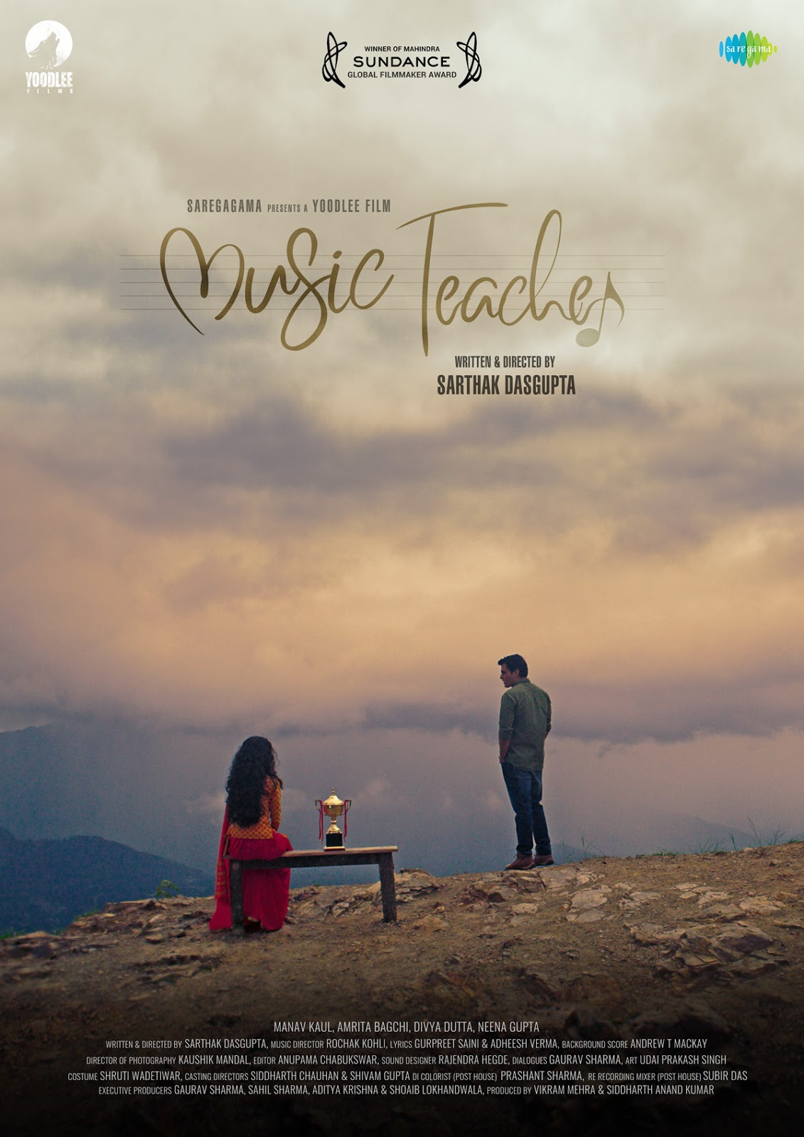 Music Teacher (2019) Netflix Hindi Web Series Download 720p