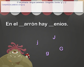 http://www.mundoprimaria.com/juegos-lenguaje/juego-g-j/