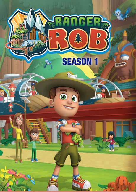 Ranger Rob dublat In Romana  Episodul 1