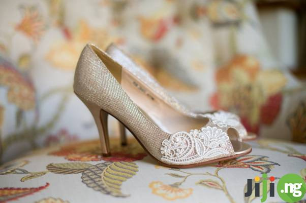 How to choose ideal wedding shoes