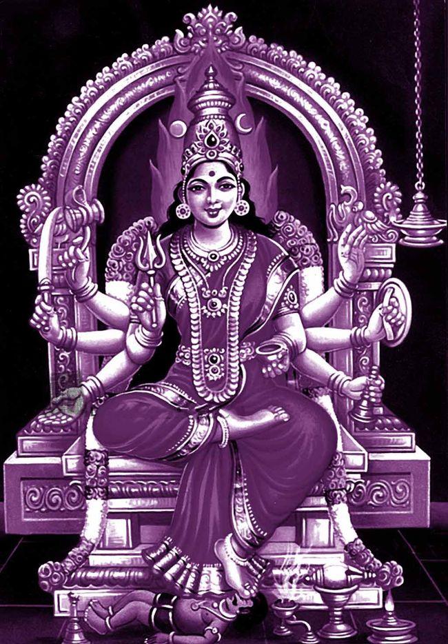 Sri Pidari Chellandiamman