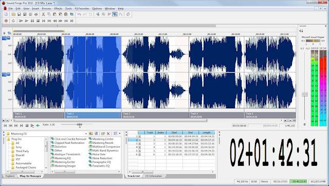 B002LTZZWG 3 - Sound Forge Pro 10 + Chave de ativação