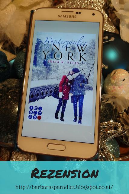 Buchrezension #97 Winterzauber in New York von Julia K. Stein