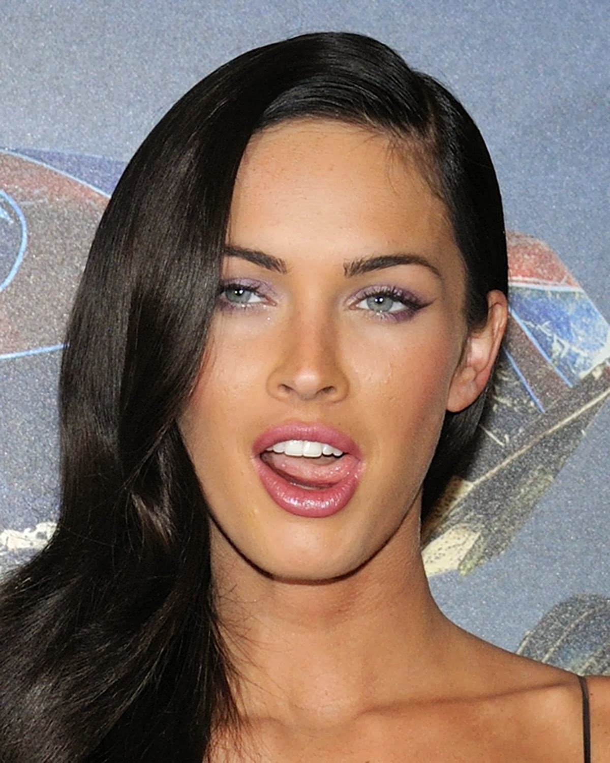 Megan fox shaved hair