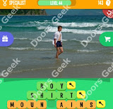 cheats, solutions, walkthrough for 1 pic 3 words level 143