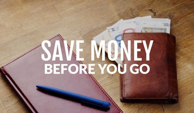 save money while travelling
