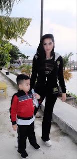 Aditya Naufal Dary Abiyyu dan Tiara Dewi