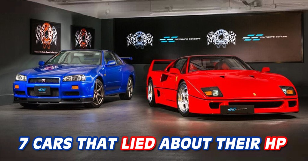 7 Sports Cars that Lied about Their Horsepower Output