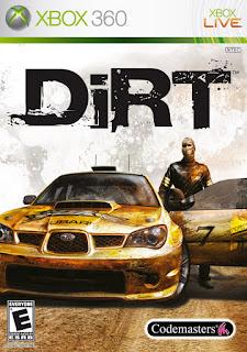 DiRT (X-BOX 360) 2007