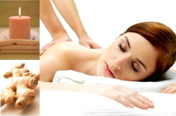 Ginger oil beauty benefits for body skin