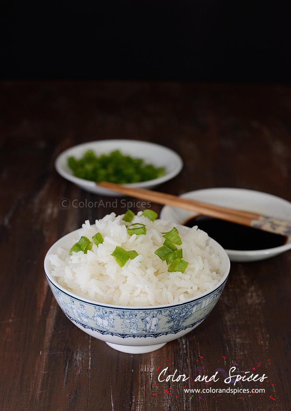 How To Cook Jasmine Rice Recipe