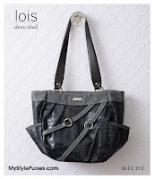 Miche Lois Demi Shell ~ November 2012 Miche Cherish Winter Catalog