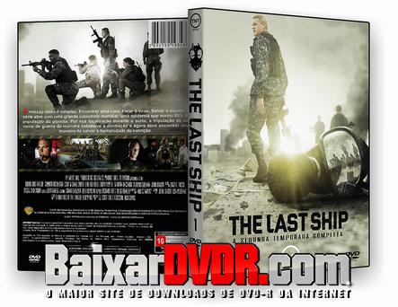 The Last Ship – 2ª Temporada Completa (2015) DVD-R AUTORADO