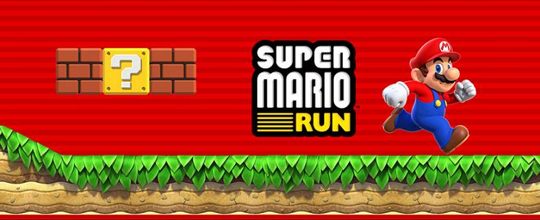 Super Mario Run släpps till Android
