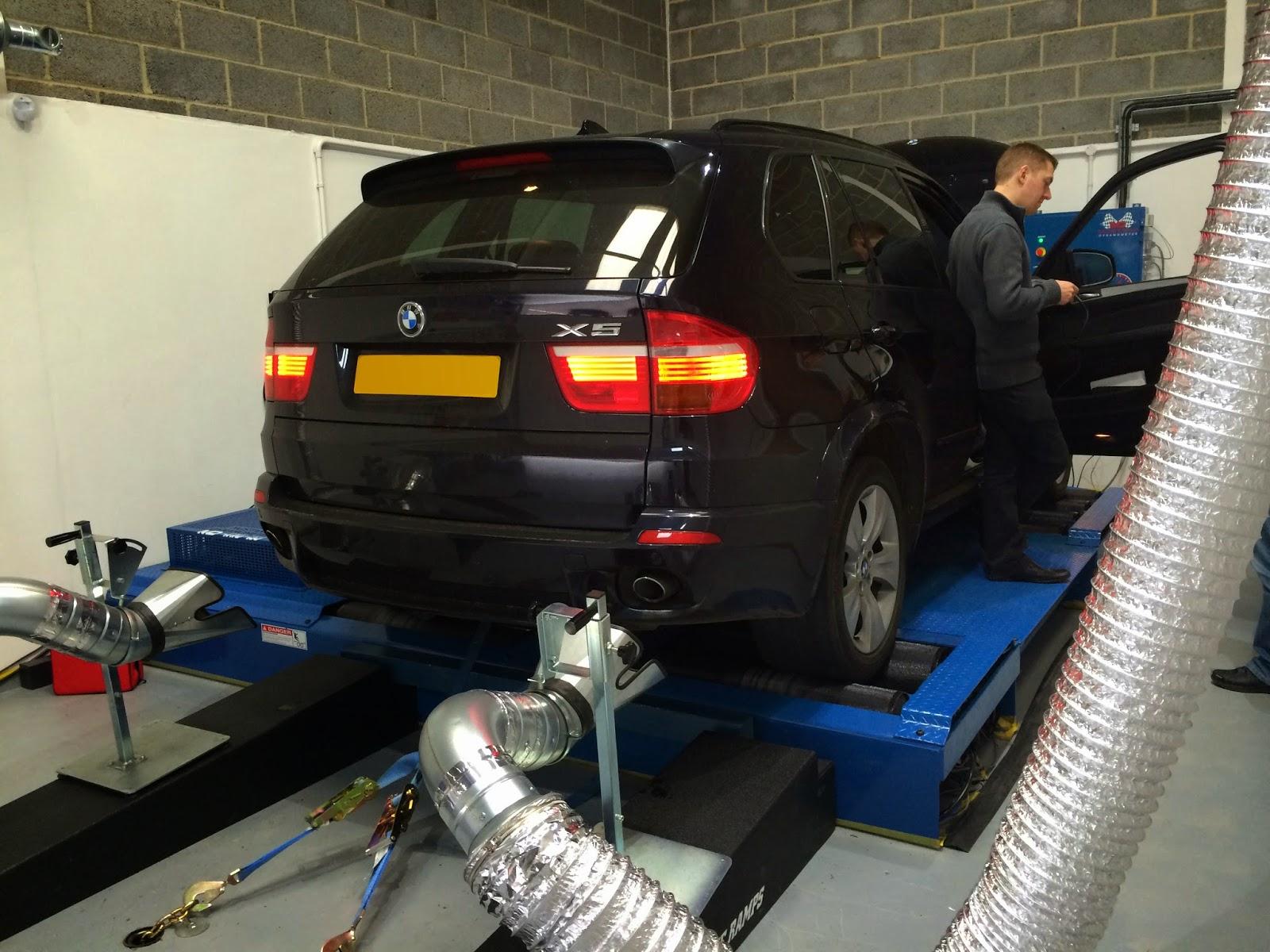 BMW X5 & X3 3 0D Engine Tuning & ECU Remapping | JF