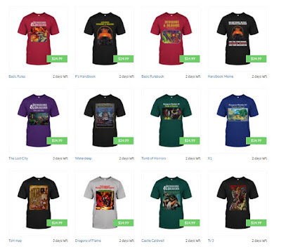 The Other Side blog: I *need* Some D&D t-shirts