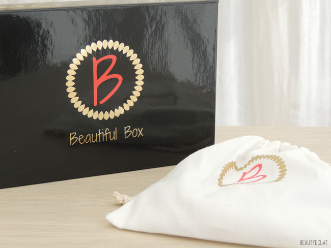 au feminin beautiful box mars 2016