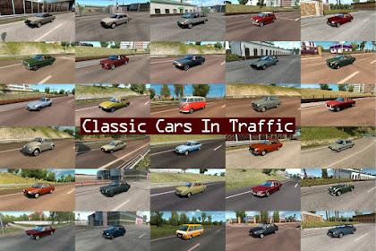 Classic Cars Traffic Pack by TrafficManiac v2.8