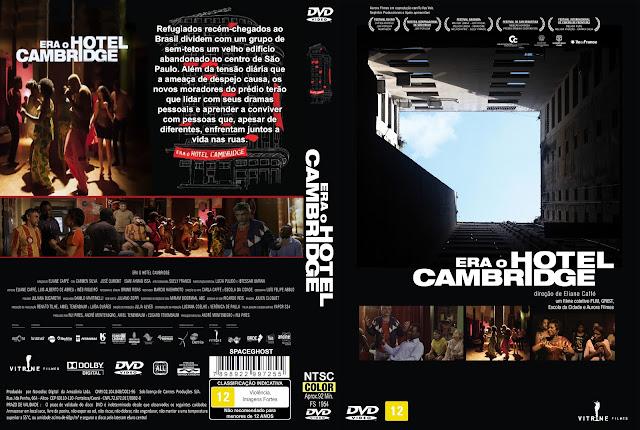 Capa DVD Era O Hotel Cambridge