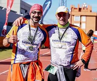 Atletismo Aranjuez en Las Vías Verdes