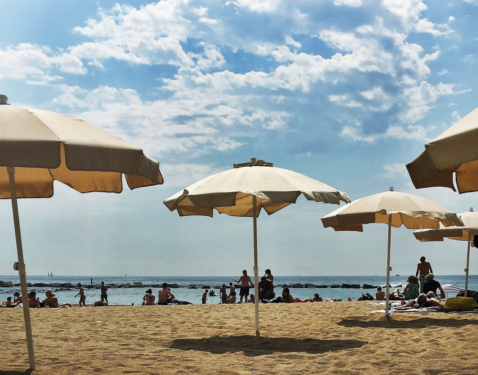 Travel: Two (Jam Packed) Days in Barcelona | Hollie in Wanderlust | Travel Blogger | Barceloneta