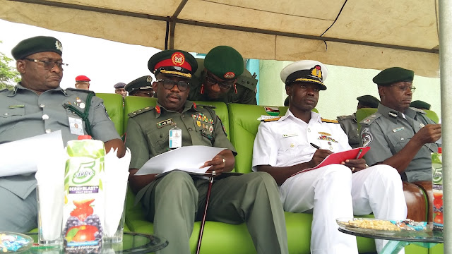 Army trains Customs personnel on use of AK47 rifle, others