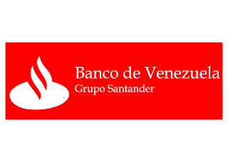 Banco de Venezuela Grupo Santander Logo Vector