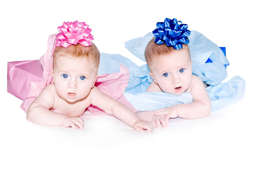 Cute Twin Baby Boys, Baby Girls Image Collections - Babynames
