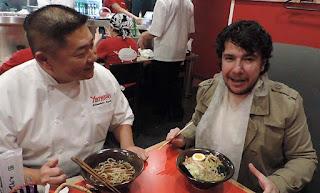 Chef Nagata Come Ramen