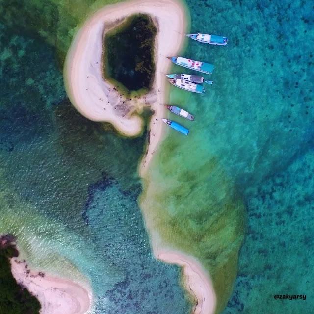 22. Pulau Sembilan Flores