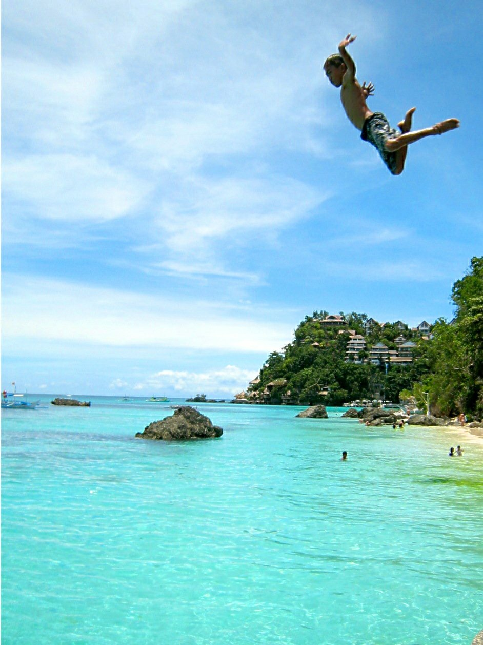 Boracay is one of the top tourist destinations in the country