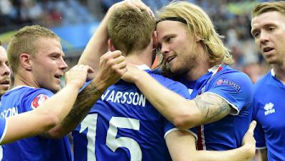 Tekuk Austria 2-1, Islandia Ke 16 Besar
