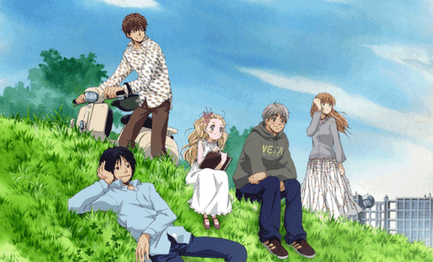 Honey and Clover - Best J.C.Staff Anime list