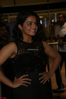 Wamiqa Gabbi in a sleeveless Black Designer Transparent Gown at 64th Jio Filmfare Awards South ~  Exclusive 132.JPG